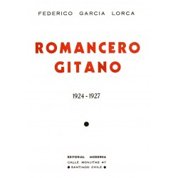 Romancero Gitano ( 1924-1927)