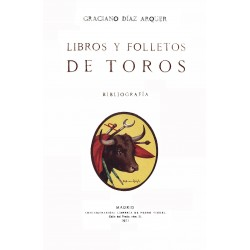 Libros y folletos de toros