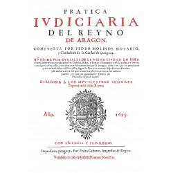 Práctica Judiciaria del Reyno de Aragón