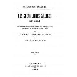 Los guerrilleros gallegos de 1809