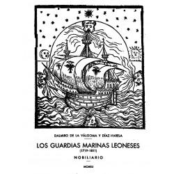 Los Guardas marinas leoneses ( 1719-1811) Nobiliario
