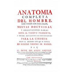 Libro de la Anatomía del Hombre
