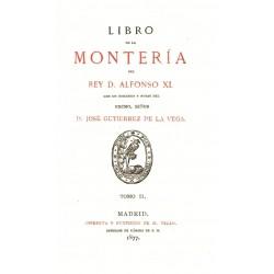 Libro de la Montería del Rey Don Alfnso XI