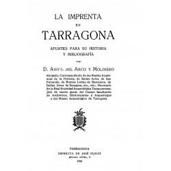 La Imprenta en Tarragona