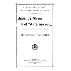 Juan de Mena y el Arte mayor y Dante y su tratado de Monarchia