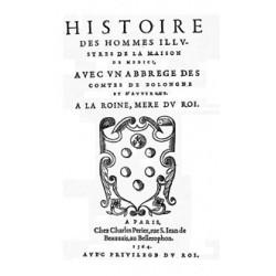 Histoire des Hommes illustres de la Maison de Medici
