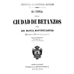 Historia de la ciudad de Betanzos