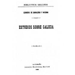 Estudios sobre Galicia