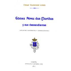 Gomez Pérez das Mariñas y sus descendientes