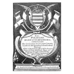 El Polifeno de Luis de Góngora