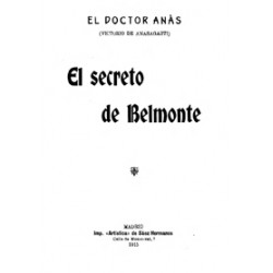 El secreto de Belmonte