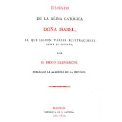 Elogio de la Reina Doña Isabel