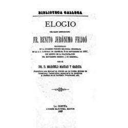 Elogio del Sabio Benedictino Fr. Benito Jerónimo Feijoo