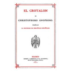 El Crotalón de Christophoro Gnophoso