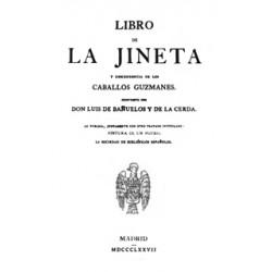 El libro de la jineta y descendencia de los caballos Guzmanes
