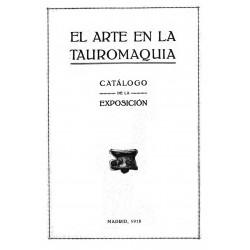 El Arte de la tauromaquia .