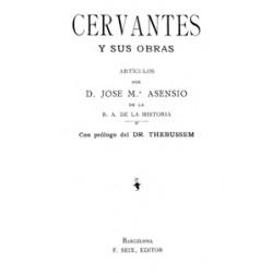 Cervantes y sus obras