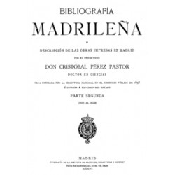 Biografía madrileña