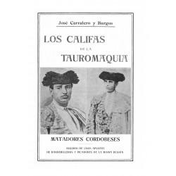Califas de la Tauromaquía