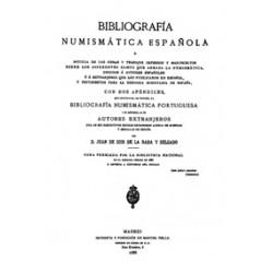 Bibliografía numismática española