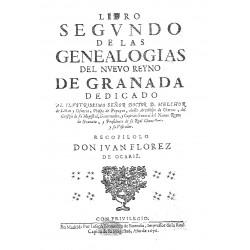 Genealogias del Nuevo Reyno de Granada t2