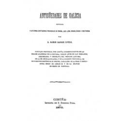 Apuntes arqueologicos de Galicia
