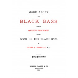 More about the Black Bass being a supplement to de the book the Black Bass