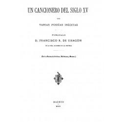 Un cancionero del siglo XV con varias poesías inéditas
