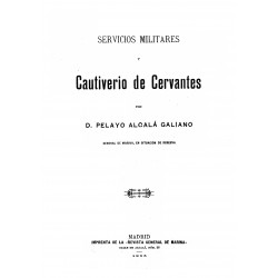 Servicios militares y cautiverio de Cervantes