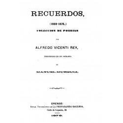 Recuerdos ( 1868-1875)
