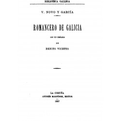 Romancero de Galicia