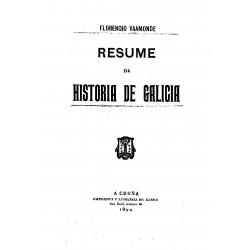 Resume da Historia de Galicia