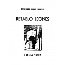 Retablo leonés. Romances