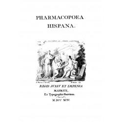 Pharmacopoea hispana