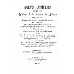 Nuevo lucìfero para la historia de la Diócesis de Astorga