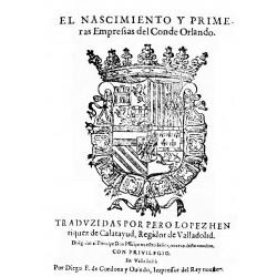 Nacimiento y Primeras Empresas del Conde Orlando