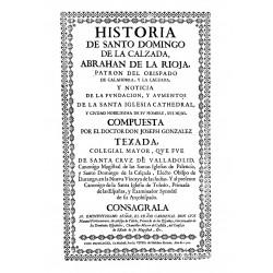 Historia de Santo Domingo de la Calzada.