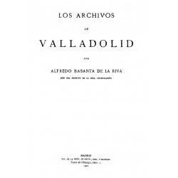 Los archivos de Valladolid