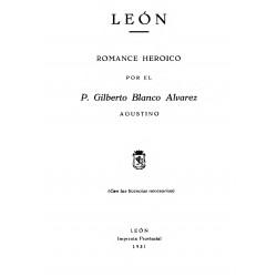 Leòn .Romance heroico