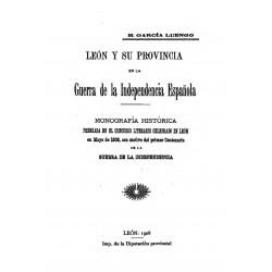 León y su provincia en la guerra de la independencia española