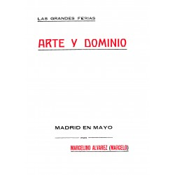 Las grandes ferias : Arte y dominio Madrid en Mayo