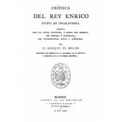 Crónica del Rey  Enrico otavo de Inglaterra