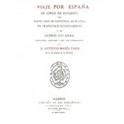 Viaje por España de Jorge de Einghen del barón León de Rosmithal