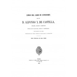 Libros del saber de Astronomía del Rey Don Alfonso X de Castilla