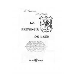 La provincia de León, descripción geográfica de la misma
