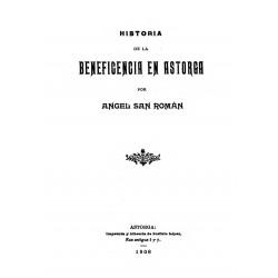Historia de la Beneficencia en Astorga