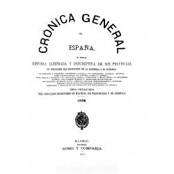 La crónica de la provincia de León
