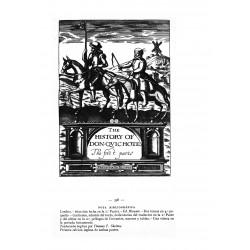 Iconografía de las Ediciones del Quijote de Miguel de Ceervantes Saavedra