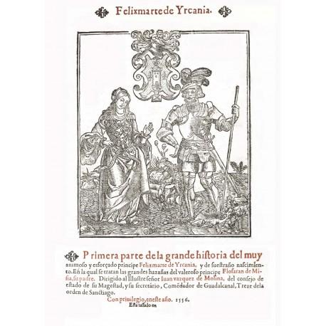 Felixmarte de Yrcania