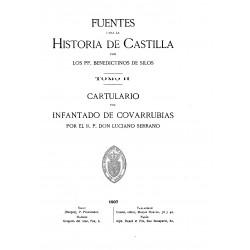 Cartulario del Infantado de Covarrubias